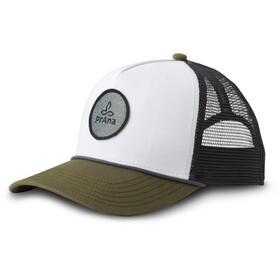 Prana Organic Trucker Hat with Cotton Patch Cargo Green
